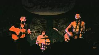 Avett Brothers - The Once and Future Carpenter (New Song)