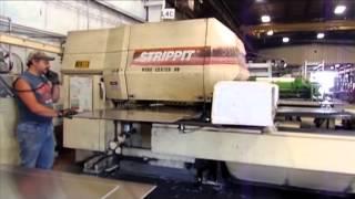 33 ton strippit cnc turret punch