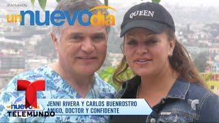 ¡Descubrimos detalles ocultos de la vida de Jenni Rivera! | Un Nuevo Día | Telemundo
