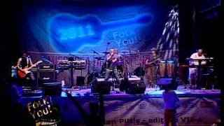 Taxi - Criogenia salveaza Romania Live Folk You.flv