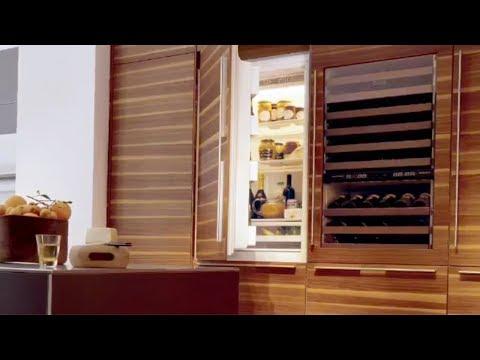 Sub-Zero Designer formerly Integrated Refrigeration - Design Flexibility