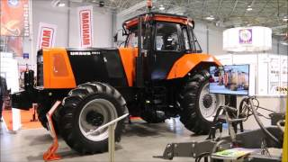Ursus 25014 Targi Rolnicze Polagra-Premiery 2016 (ciągnik, traktor, Jacek Mocny)
