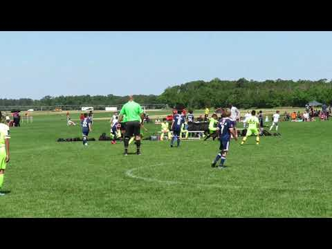 ISC United Vs Barcelona Academy EDP Spring Cup Final  3 2