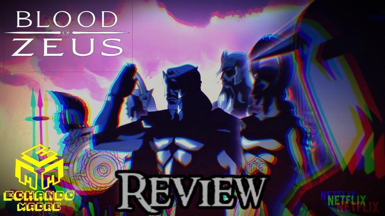 Sangre de Zeus Review| Reseña sin spoilers