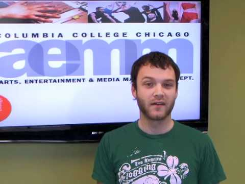 Chris Broaddus - Music Business - Columbia College Chicago