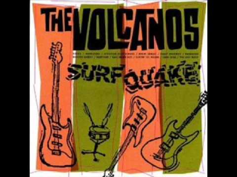 the volcanos surfin st helens