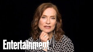 Isabelle Huppert Rates Table Flipping Scenes | Entertainment Weekly