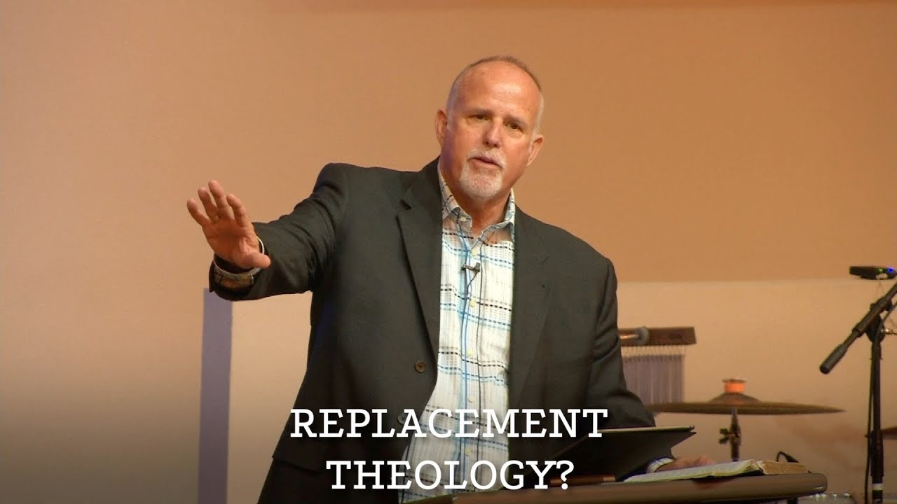 Just a Minute:  Replacement Theology?