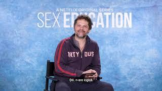 Sex Education   un serial original Netflix, disponibil acum