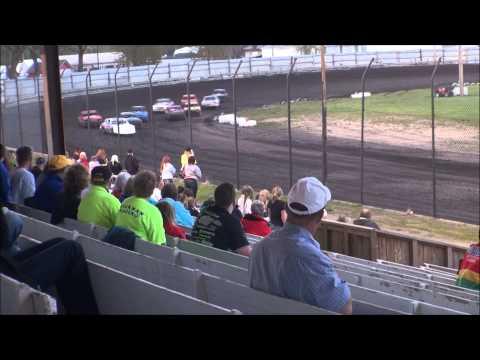 Nielsen Racing Algona Raceway 5-17-14