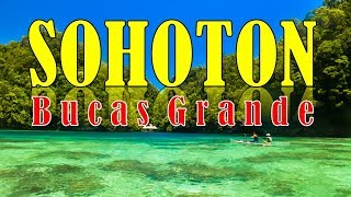 Experience the PARADISE of SOHOTON BUCAS GRANDE