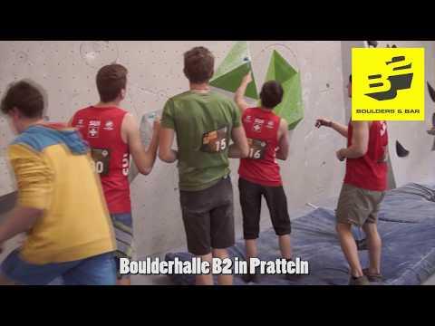 Swiss Climbing Cup 2017 - Finale U18 - Im Boulder & Bar B2 in Pratteln