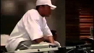 Video Eminem in the studio with Dr Dre   Recording Hip Hop Music 2015 download MP3, 3GP, MP4, WEBM, AVI, FLV Agustus 2018