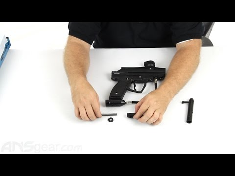 D3FY Sports Conquest Paintball Gun - Review
