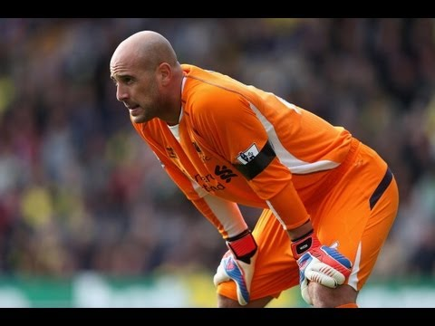 Pepe Reina set for Liverpool exit? Rodgers eyeing up Butland and Zieler
