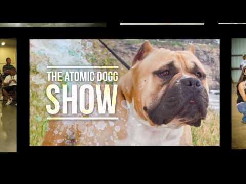 Atomic Dogg Magazine Super Bully Show