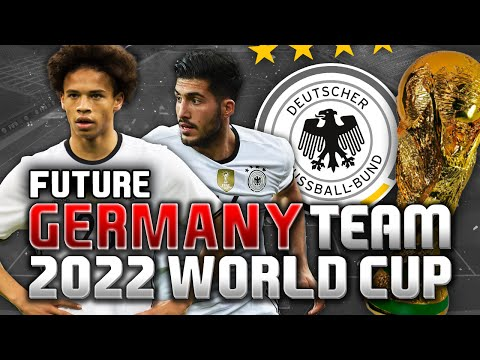 FUTURE GERMANY 2022 WORLD CUP TEAM!!! | FIFA 16