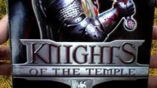 Knights of the Temple II Unboxing (PC) ENGLISH