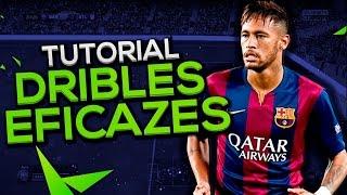 TUTORIAL FIFA 16 | DRIBLES FÁCEIS & MAIS EFICAZES!