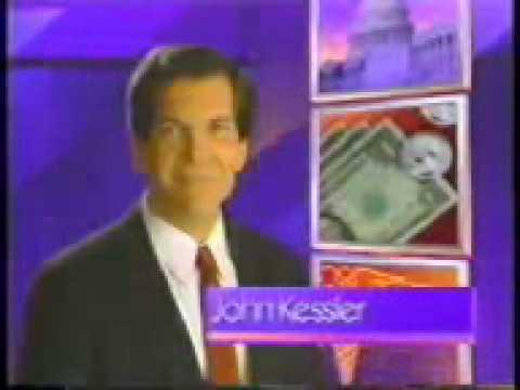 "KMPH Valsalia/Fresno TV 26-""The Ten O' Clock News"" 1988 Open"