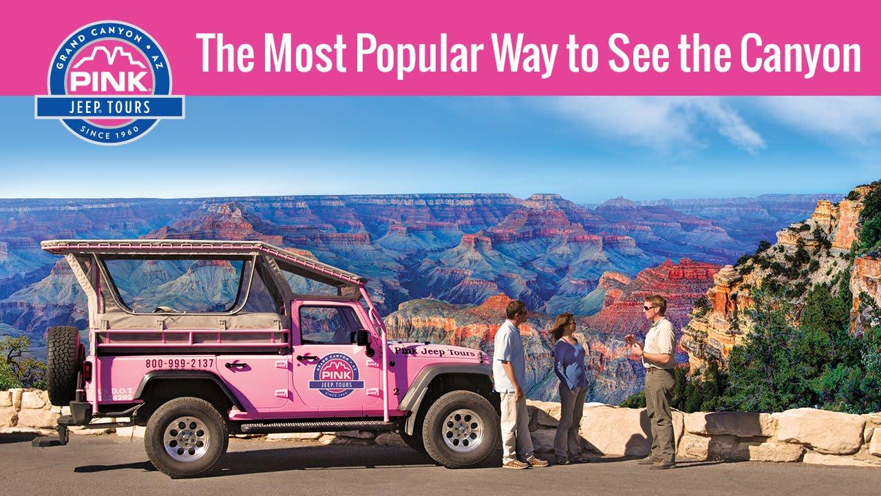 Grand Canyon Tour | Pink Jeep Tours
