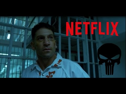 The Punisher – Daredevil Season 2 Prison Fight Scene