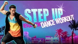 Step Up Revolution Dance Workout: Bryan Tanaka- Move #4