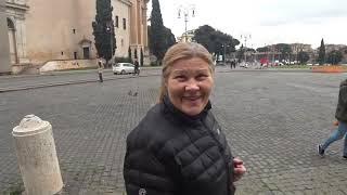 ВЕРА ПРОВЕЛА НА ЭКСКУРСИЮ В РИМЕ