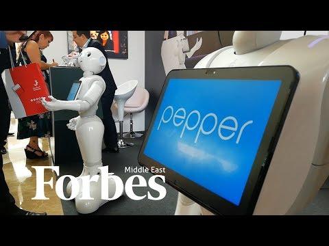 Meet Pepper the Robot!