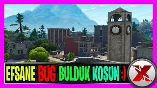 LEGEND BUG HAVE FOUND | OBLIQUE HOUSES GG :) (Fortnite Battle Royale English)