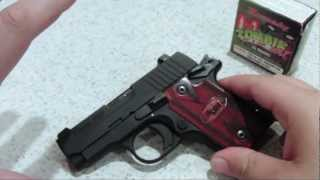 Sig Sauer P238 Video Review