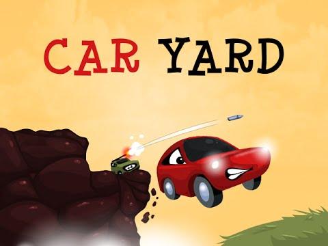 Car Yard Новый мультик игра про красную машинку по имени Чак игровое приложение на Андройд