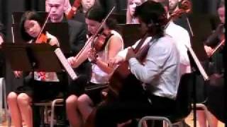Mooredale Youth Orchestra - June 13, 2010 performance