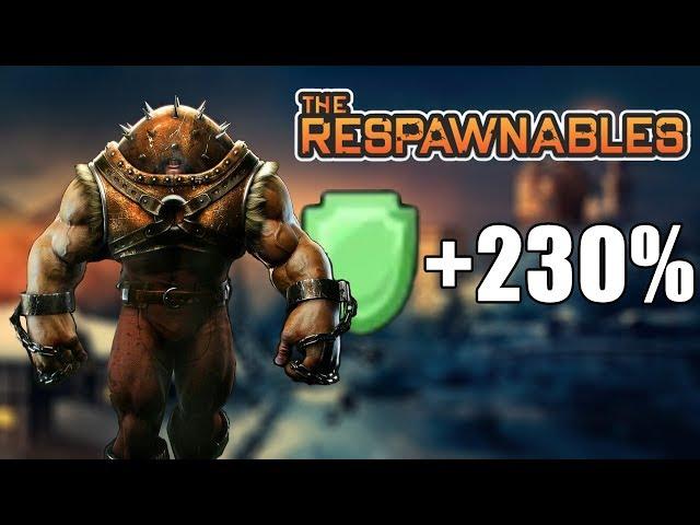Respawnables +230% Health | NEW TANK/JUGGERNAUT BUILD!