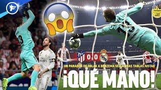 Jan Oblak a écœuré le Real Madrid et Karim Benzema | Revue de presse