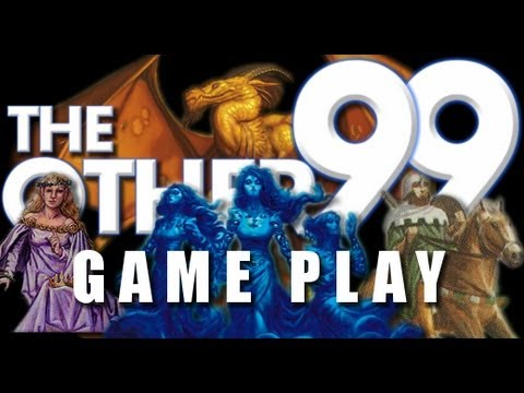 The Other 99 Game Play: Merieke vs Triplets vs Adun vs Numot