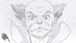 Drawing Makarov Dreyar