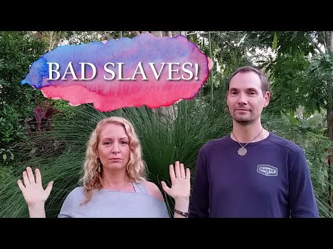 BAD SLAVES! Are You One of Them??? Set Yourself Free!
