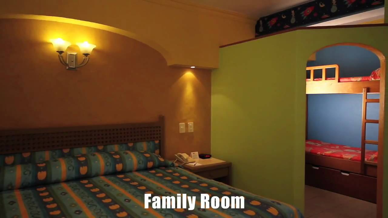 Crown Paradise Club Family Room Preview Youtube