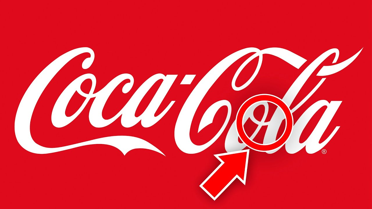 10 Hidden Messages In Famous Logos Youtube