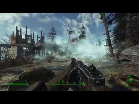 Fallout 4 - High Level Gameplay - Far Harbor - Harbor Grand Hotel