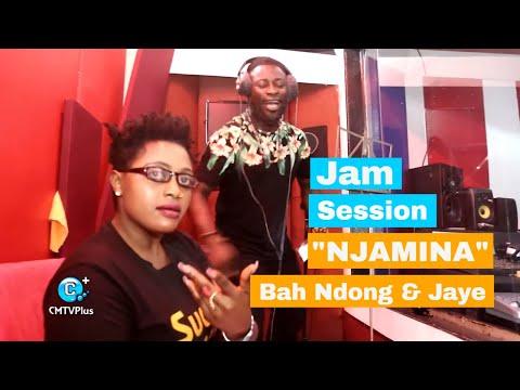 Bah Ndong Ft. Jaye _ Njamina (Official) | Jam Session From BGC Melody
