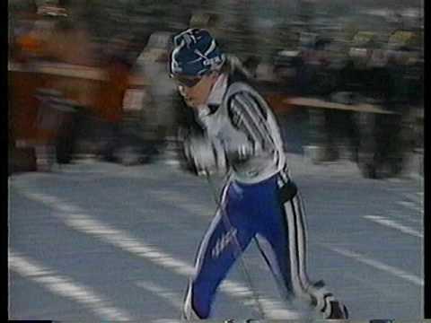 1994 Winter Olympics  - Cross Country Skiing