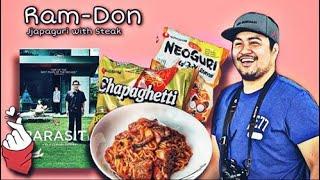 Ram-Don noodles