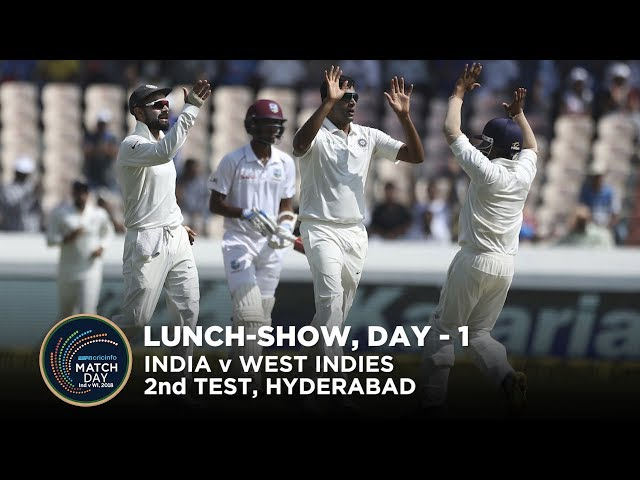 Impetuous West Indies loose three before lunch