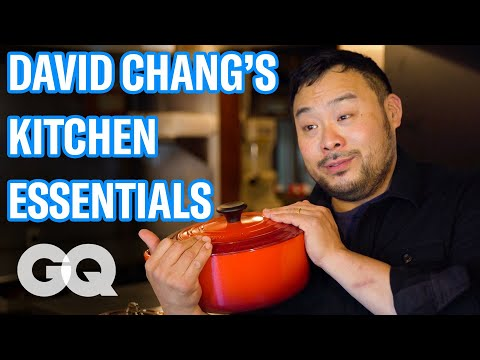 Momofuku's David Chang Reveals How to Invest Wisely in the Kitchen | GQ