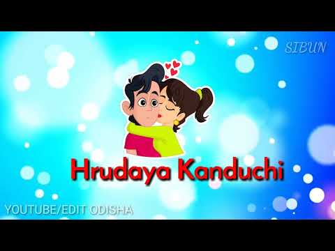 E mana khujuchi hrudaya kanduchi. odia sad whatsapp status song ! Edit Odisha.    (Sibun)
