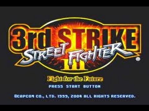 Street Fighter III 3rd Strike Arcade Tournament At Japan Arcade On 04-13-12 Video 3 Of 3