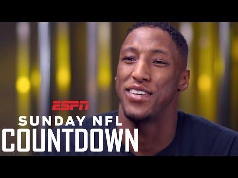 Like uncle, like nephew for Michael Thomas and Keyshawn Johnson | NFL Countdown | ESPN