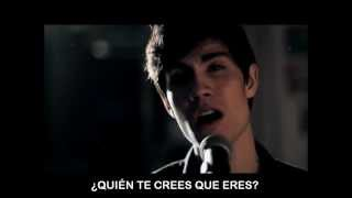 """Jar of Hearts"" Christina Perri - Sam Tsui (European Spanish subtitles)"